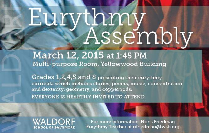 Eurythmy Assembly II