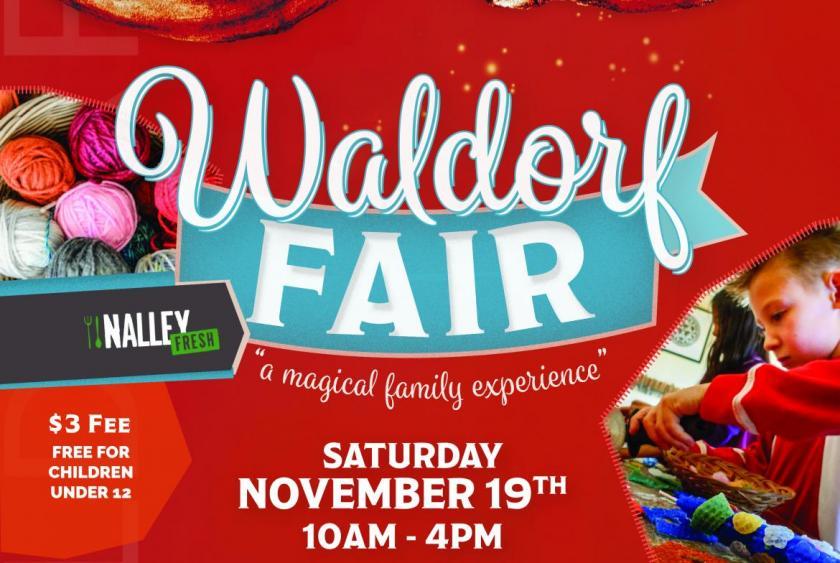 waldorf fair nov 19