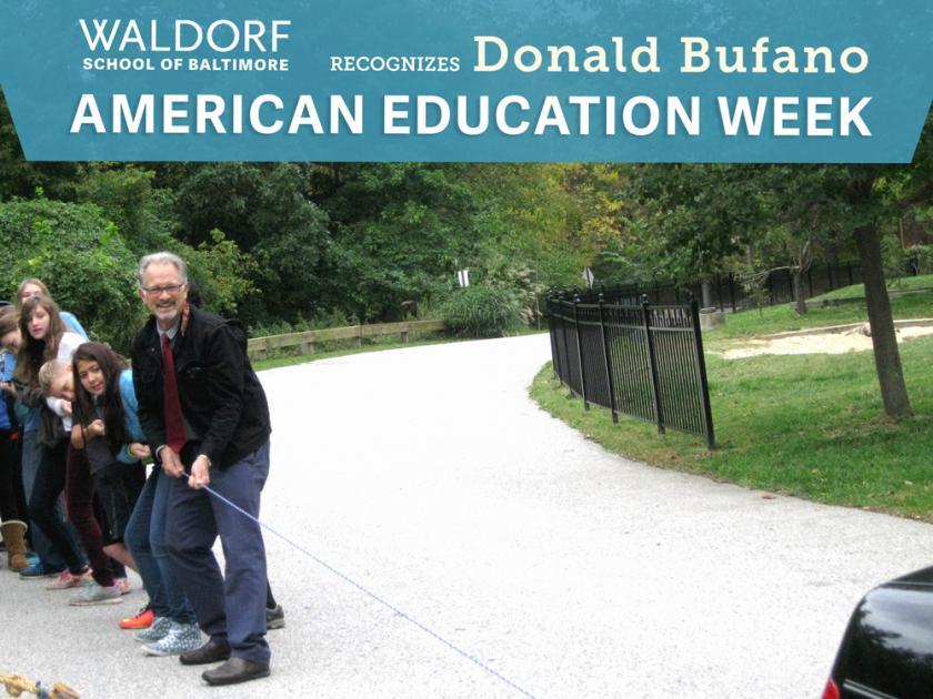 American Education Week.