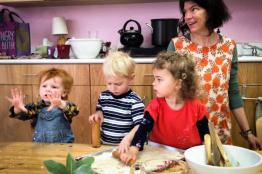 Parent & Child Class