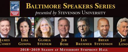 Baltimore Speaker Series